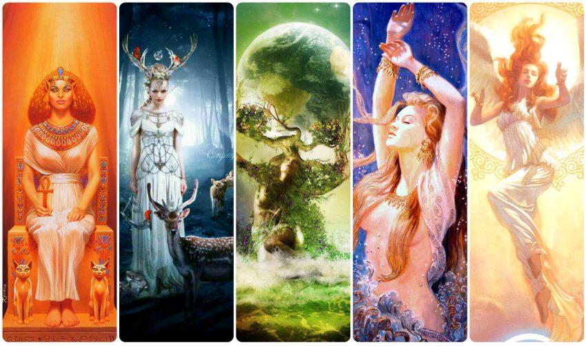 5 goddess