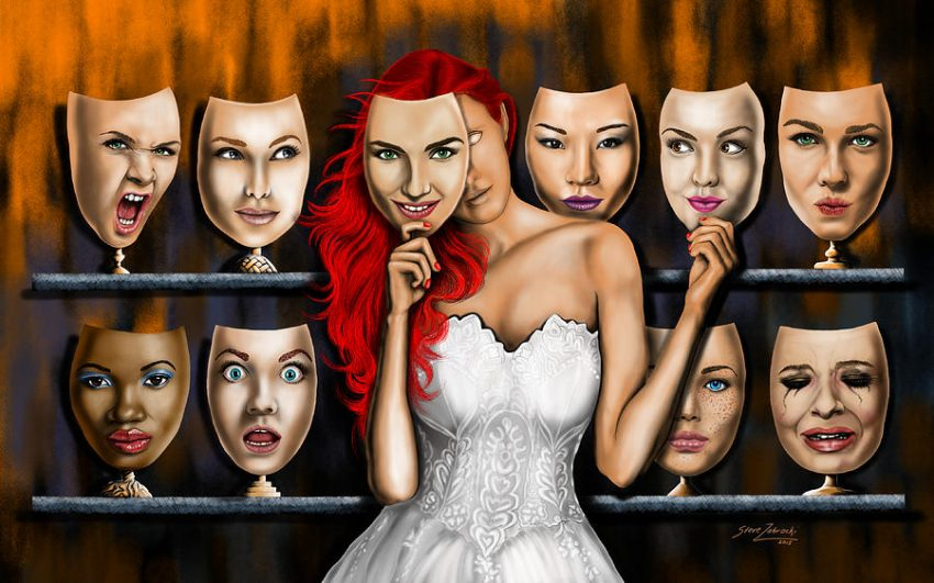 many-faces-of-woman-steve-zabrocki