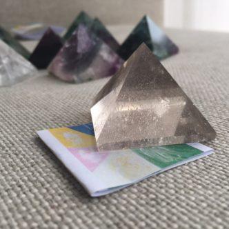 пирамида за изпълняване на желания